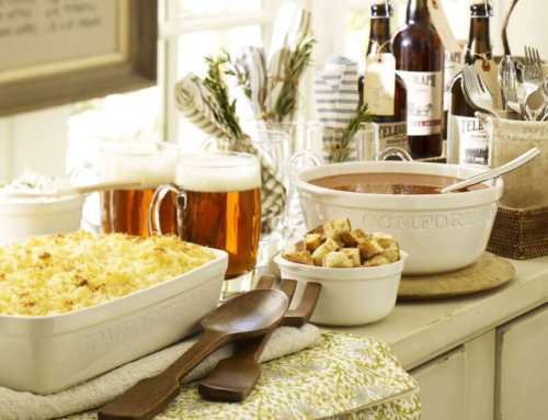 Dressed Up Comfort Foods by Personal Chefs for your Next Dinner Party