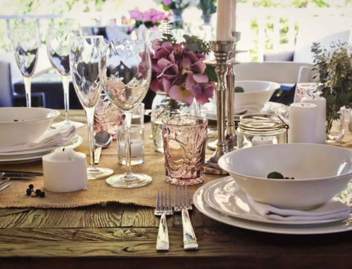 Personal Chef Tips – Last Minute Dinner Party Tips