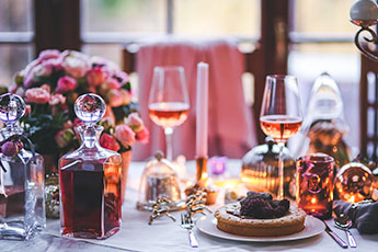 Top tips for a last minute dinner party